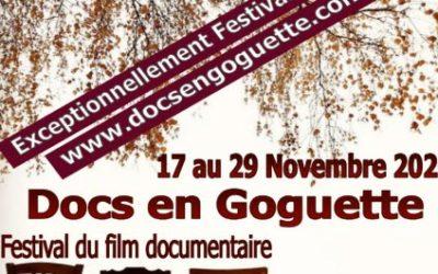 """""""Docs en Goguette"""" aura bien lieu… chez vous !"""